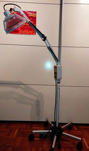 Original TDP-Wärmelampe mit Strahlkopf