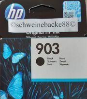 HP 903 schwarz Tintenpatrone