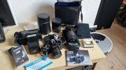 Canon AE-1 Program Spiegelreflex Kamera