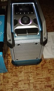 MAKITA DMR115 Akku Netz Baustellenradio