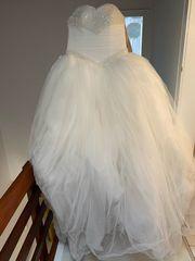Brautkleid zu verkaufen