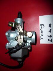 26 mm Tuning Vergaser für