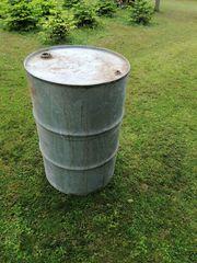 Blechfass 220 Liter Feuertonne