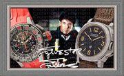 SYLVESTER STALLONE Uhren Collage Seltenes