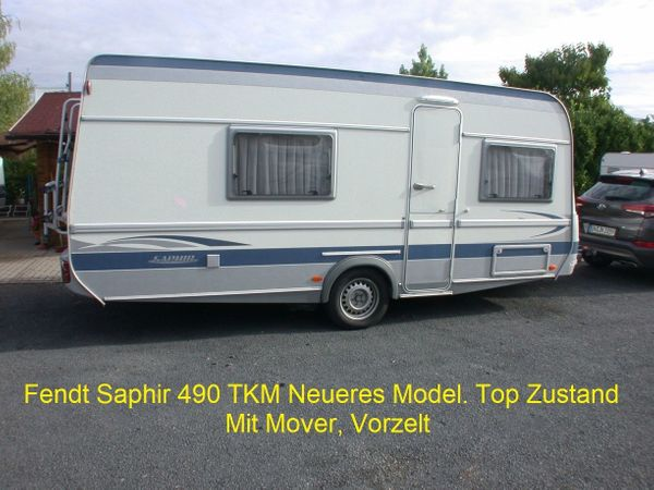 Fendt Saphir 490 TKM Ez