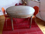 Runder Esstisch ausziehbar Oval von