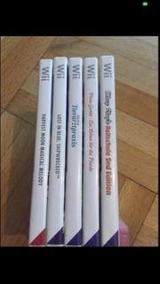 Wii Games für Kids