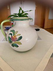 verkaufe alte Vase