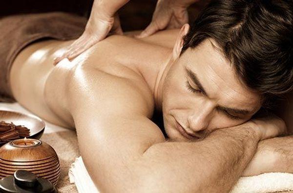 Wellnessmassage für Männer Frauen und