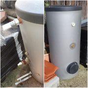 Wassertank Heizungsanlage