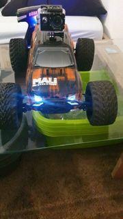 rc modellbau brushless Motor fasttruck4