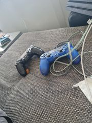 ps4 pro mit 2 Controller
