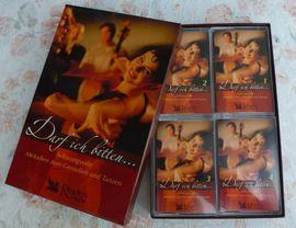 CDs, DVDs, Videos, LPs - Musikcassetten 4 Stck Darf ich