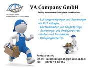 VA Company GmbH Dienstleistungen