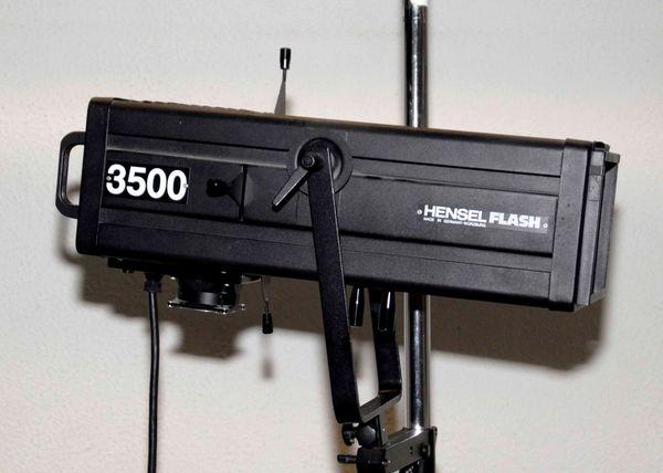 Hensel Flash 3500 Blitz Spot