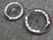 Carbonlaufräder Wiel 80mm 28 Zoll
