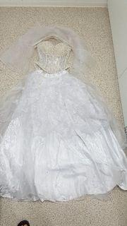 Hochzeitkleid Kleid Größe 38 40