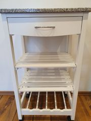 Küchenwagen Weiss