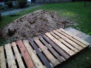 Bodenaushub lehmiger bis sandiger Boden