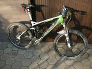Moutainbike Full suspension Ghost AMR