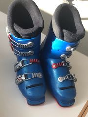 blaue Skistiefel Gr 35 von