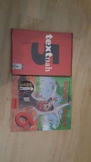 Deutschbücher Blickfeld und textnah Klettverlag
