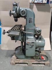 Vertikal Fräsmaschine Fritz Werner
