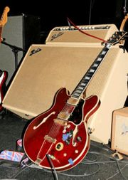 Gitarrist für Rock n Roll