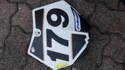 Polisport Startnummertafel für KTM Yamaha