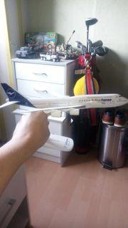 Boeing 747 Lufthansa mit neuer
