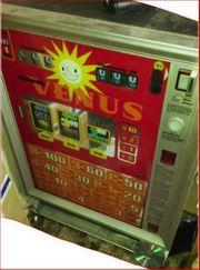 Spielautomat Merkur Venus