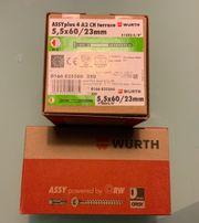 Würth ASSY 5 5x60 23