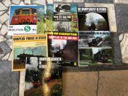 LPs Eisenbahn - Dampflok Besonderheiten