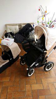 Bugaboo Donkey Duo Geschwisterwagen mit