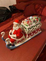 Rarität Villeroy und Boch Santas