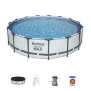 BESTWAY Steel Pro Swimmingpool Komplettset