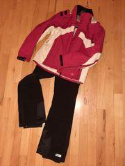 Damen Mädchen Skijacke Skihose und