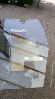 Wohnzimmertisch - Glastisch