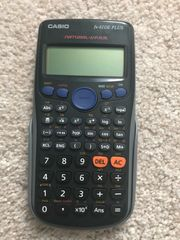 Casio FX-82 DE Plus Taschenrechner