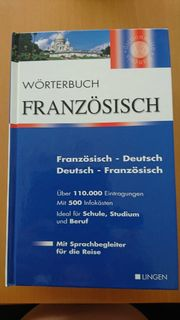 Wörterbuch IT und FR