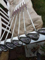 Golfschläger-Satz für Damen Ping Rhapsody