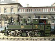 Modelleisenbahn Trix Dampflok Spur N