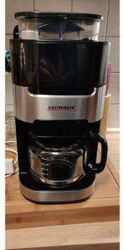 Verkaufe Gastroback 42711 Kaffeemaschine Grind