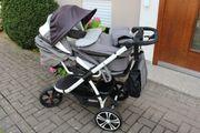 Kinderwagen Gesslein Babywanne Sportwagenaufsatz Maxi