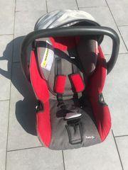 Auto-Kindersitz Storchenmühle-Recaro Twin 0