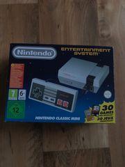 Nintendo NES Mini Neu und