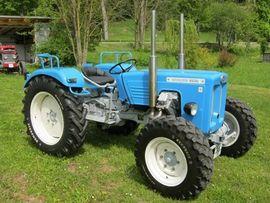 Traktoren, Landwirtschaftliche Fahrzeuge - Warchalowski WT 30 A