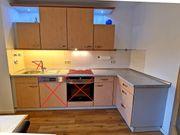 Küchenzeile in L-form