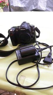 Spiegelreflexkamera D 50 Nikon