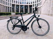 Kalkhoff hochwertiges Alu-Cityrad 28 24